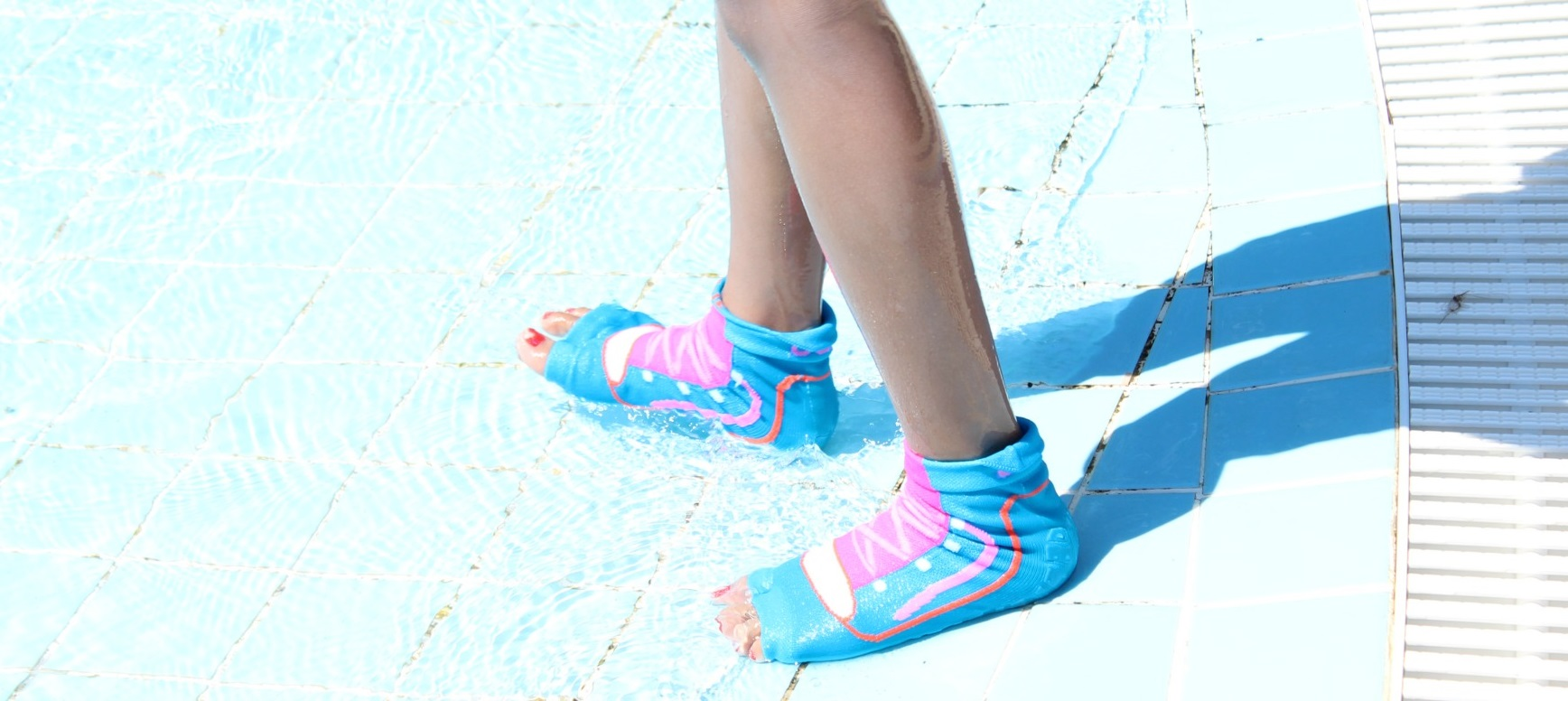antislip sokken zwembad
