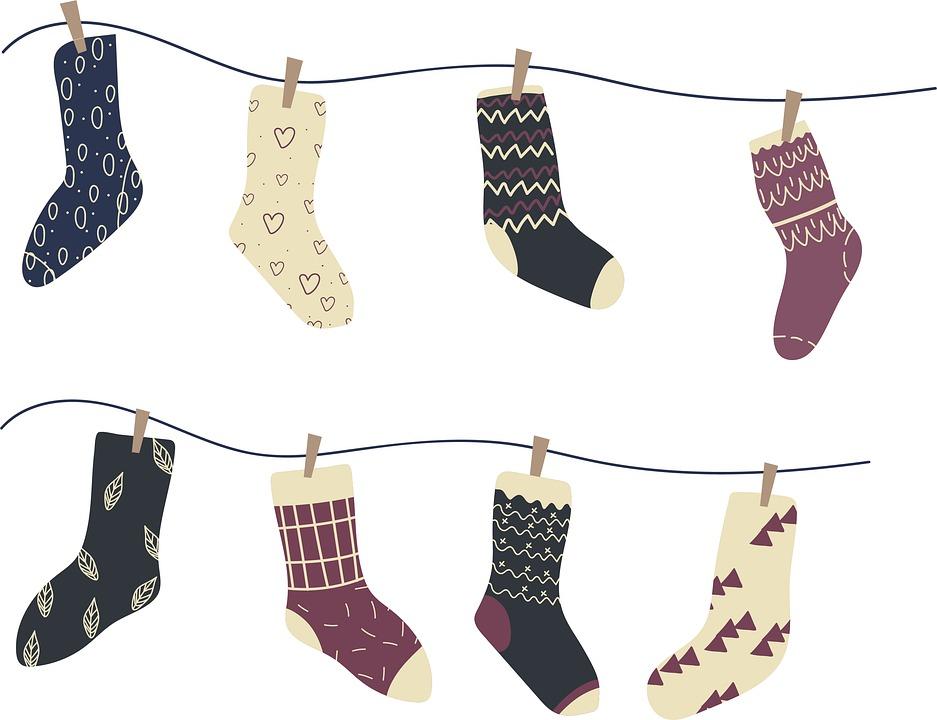 Welke sokken zijn het warmst?