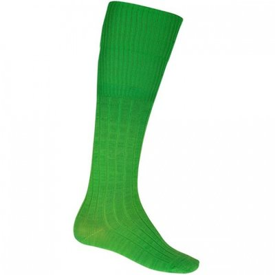 Voetbalsokken groen maat 40-46