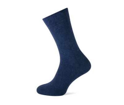 Sokken jeans blauw maat 43-47