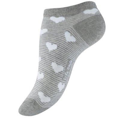 Gratis sneaker sokken mt 39-42 bij besteding van €15,-