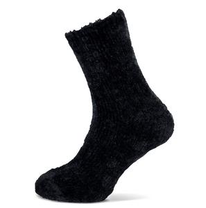 Huissokken zwart maat 36-42 (set van 2)