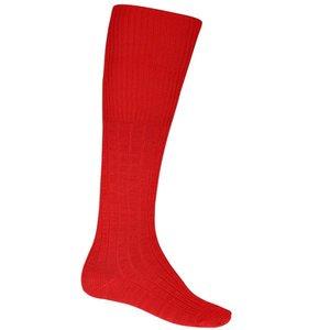voetbalsokken rood
